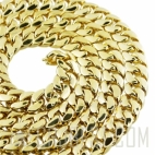 "Miami Cuban 14mm 38"" Chain"